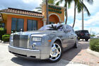 Rolls-Royce Phantom Beautiful RR Phantom - Well optioned! Theater Pack Beautiful RR Phantom - Well optioned! Theater Package! V12!!! Low Miles 4 dr Sed