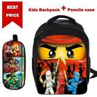 Lego Ninjago Backpacks with Pencil Case