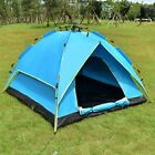2-3 Person Waterproof Hydraulic Automatic Pop Up Tent Canopy With Carrying Bag