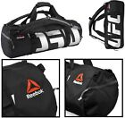 Reebok 'Ultimate Fighting Championship' UFC Convertible Duffel Bag/Backpack NEW