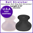 Bull Bag Ball Stretcher Weight Silicone Enhancer Male Chastity Device Belt 3