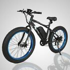 """ECOTRIC 26"""" Mountain Beach Electric Bicycle e-Bike Removable Battery 7 Speed NEW"""
