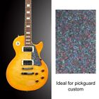 Tortoise Shell Celluloid Material Pickguard Blank Sheet for Acoustic Guitar