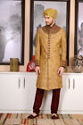 Indian Mens Ethnic Wear Traditional Bollywood Wear Sherwani Dress From India