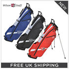 ***WILSON STAFF '2019' QUIVER GOLF STAND BAG - ALL COLOURS - ONLY £56.95!!***