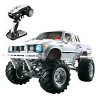 HG P407 1 10 4WD 3CH Rally RC Car Off-Road Pickup Truck Racing Crawler RTR Motor
