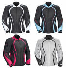 Cortech LRX Series 3 Textile Womens Motorcycle Jacket All Sizes & Colors