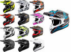 Scorpion Adult VX-35 Dirt Bike Helmet ATV UTV Off-Road MX DOT ECE