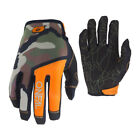 O'Neal Mens Orange Mayhem Ambush Dirt Bike Gloves MX ATV 2019