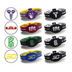 Внешний вид - Basketball Star Bracelet Fashion Sports Silicone Rubber Wristband Strap Cuff NEW