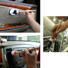20mm Soft Car Detailing Brushes Cleaning Dash Trim Seats Wheels Wooden Handle
