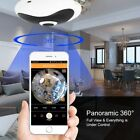 360° Panoramic 1080P Wifi Security IP Camera Fisheye 2MP Two Way Audio Camcorder