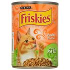 Purina Friskies Poultry Platter Pate Cat Food Mixed Grill Mo