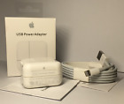 Apple Lightning Cable 3-6-10FT USB Charger Cord for iPhone 8 7 Plus 6S 6 5 X