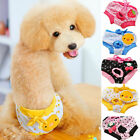 Pet Dog Puppy Diaper Pants Physiological Sanitary Short Panty Underwear Clothes
