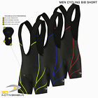 Mens Cycling Bib Shorts Padding Cycle Shorts Bike Tights Activewear