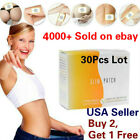 10/30Pcs Slim Patch Weight Loss Burn Fat Diet Fast Acting Slimming Pad $4.59 USD on eBay