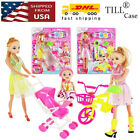 Toys for Girls Princess Clothes Change Set  4 5 6 7 8 Years
