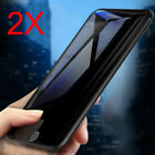 2X Privacy Anti-Spy Tempered Glass Screen Protector for Apple iPhone XS MAX XS 7