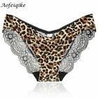 Lady low-Rise sexy lace panties seamless cotton breathable Hollow briefs girl fa