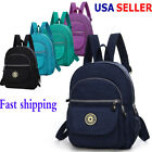 2018 Mini Women Backpack Purse Nylon Small Backpack Shoulder Rucksack Bag Travel