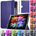 Magnetic Flip Stand Smart Leather Case Cover For Acer Iconia One 10 B3-A40 10.1""