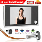 3.5Inch Digital LCD 120° Peephole Viewer Doorbell Photo Visual Monitoring Camera