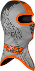 FXR Black/Orange Mens Shredder Frostbite Block Snowmobile Balaclava Snow 2019
