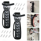 Bike Bicycle Cycling Pedal Tire Wall Mount Storage Holder Hanger Stand Rack Hook