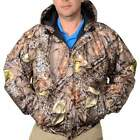 World Famous Mens Tan Camo Waterproof Breathable Insulated Jacket