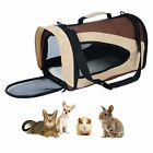 Portable Pet Dog Cat Puppy Travel Carry Carrier Tote Cage Bag Crates Kennel Bag