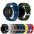 Silicone Soprt Replacement Bracelet Strap Band For Samsung Galaxy Watch 46mm image