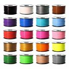 1.75mm 3D Printer Filament ABS PLA PETG 1kg 2.2lb MultiColor MakerBot RepRap B2