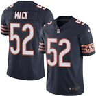 Chicago Bears Khalil Mack #52 Blue Jersey