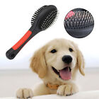 Nit Head Dog Massage Bath Brush Fur Cleaner Cat Hair Grooming Pet Cleaning Comb