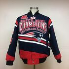 New England Patriots 5-Time Superbowl Champions Jacket $69.99 USD on eBay
