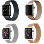38 40 42 44mm For Apple Watch 1/2/3/4 Magnetic Milanese Loop Band iWatch Strap