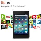 Amazon Fire HD 6 Tablet 6