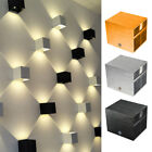 Modern 3W LED Wall Lamp Up Down Sconce Spot Lighting Home Bedroom Light Fixture