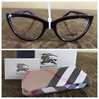Vogue VO2865 Women's Eyeglass Top Brown/Pearl Violet 2186 Burberry Nova Case Set