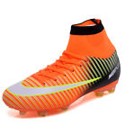 Men's Soccer Shoes Football Sneakers Soccer Cleats Fashion Outdoor Soccer Boots