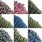 100 ft. 275# Tactical Cord Paracord Camo & Patterns ~ Made in the USA