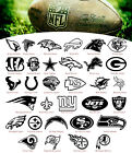 NFL Vinyl Decal Stickers Sport Logos National Football League USA Seller $8.99 USD on eBay