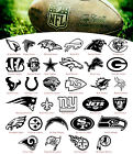 NFL Vinyl Decal Stickers Sport Logos National Football League USA Seller $6.99 USD on eBay