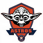 Houston Astros vinyl sticker for skateboard luggage laptop tumblers car(d) on Ebay
