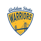 Golden State Warriors Vinyl sticker for skateboard luggage laptop tumblers on eBay