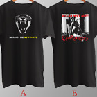 Against Me! White Crosses Punk Rock Band T-Shirt Cotton Brand New image