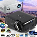 1080p Video Projector Home Theater Miracast Movies HDMI HD