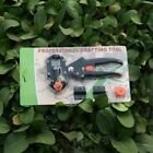 Grafting machine Garden Tools with 2 Blades Tree Grafting Tools Secateurs Scisso