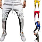 Males Sport Pants Trousers Tracksuit Fitness Workout Joggers Gym Sweatpants GIFT